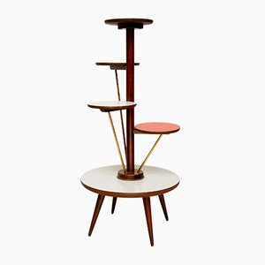 Danish Plant Stand from Ilse Mobel