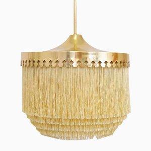 Lámpara de techo vintage de Hans-Agne Jakobsson