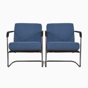 Schweizer Vintage Sessel von Werner Max Moser für Embru