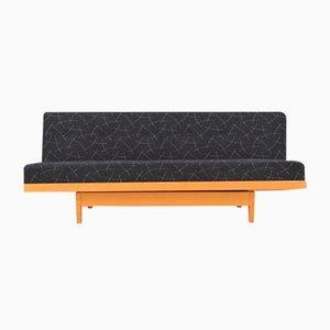 Sofá cama vintage de Huldreich Altorfer para Aermo