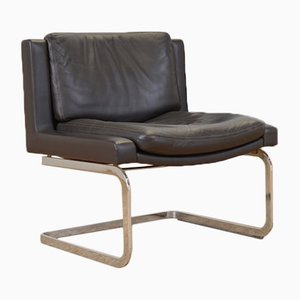 Vintage DS 201/1 Canterlever Chair from de Sede