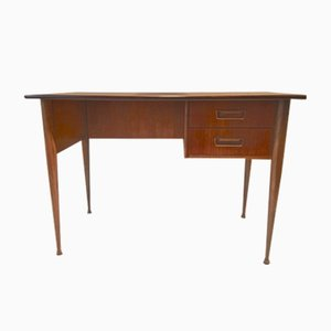 Mid-Century Scandinavian Teak Writing Desk