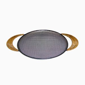 Round Tray by Mathieu Mategot, 1950s