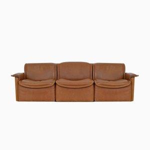 Juego de sofás DS12 vintage de de Sede. Juego de 3