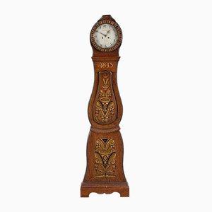 Horloge Antique Mora, Suède, 1843