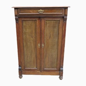 Antique Vertiko with Drawer, 1870s