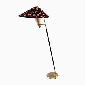 Lámpara de pie italiana Mid-Century de Arredoluce, 1950