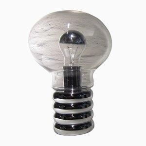 Lampe de Bureau Forme Ampoule par Ingo Maurer pour Studio M, 1970s