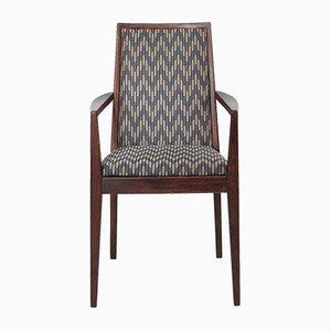 Oak Armchair from Wiesner-Hager, 1958