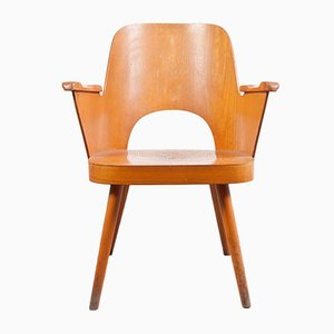 Mid-Century Chair by Lubomír Hofmann for TON