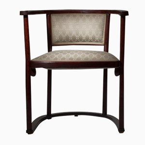 Art Nouveau Armchair by Josef Hoffmann for Thonet