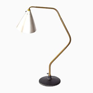 Large Flamingo Table Lamp by Karl Hagenauer for Hagenauer, 1940s