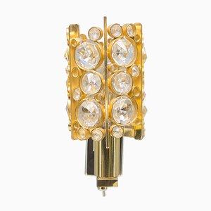 Lámpara de pared pequeña de Ernst Palme, años 60