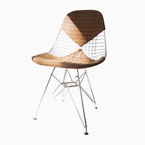 Silla DKR de Charles y Ray Eames para Herman Miller, años 50