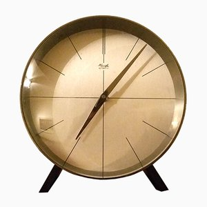 Mid-Century Automatic Table Clock from Kienzle International