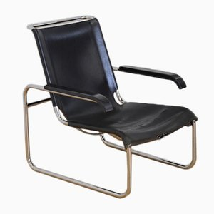 Chaise Vintage Sitzmaschine B35 par Marcel Breuer pour Thonet