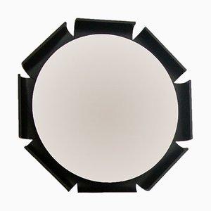 Espejo italiano iluminado de ISA, años 60