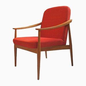 Scandinavian Style Armchair, 1960s
