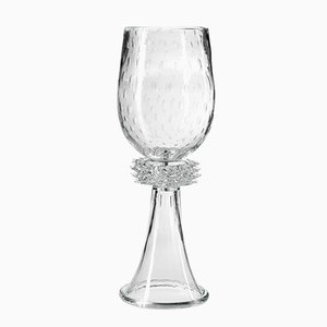 Italian Murano Glass Correr Cup by Marco Segantin for VGnewtrend