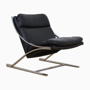 Mid-Century Zeta Chair by Paul Tuttle for Strässle