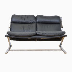 Mid-Century Zeta 2-Seater Sofa by Paul Tuttle for Strässle, 1960s
