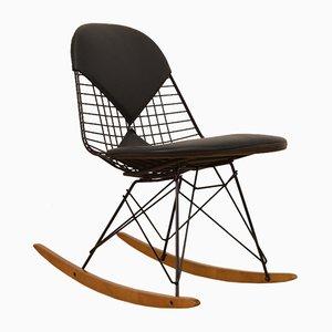 Mecedora de malla de Ray & Charles Eames para Vitra