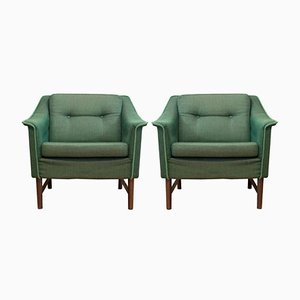 Mid-Century Armchairs by Torbjørn Afdal for Stranda, 1960s, Set of 2