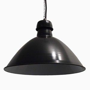 Lámpara de suspensión industrial vintage