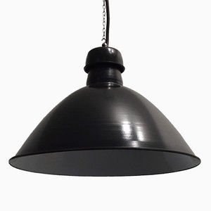 Vintage Industrial Suspension Light