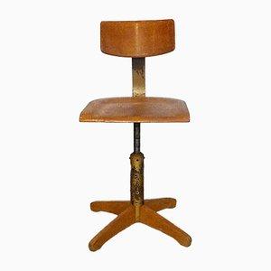 Model 350 Industrial Chair by Ama Elastic, 1950s