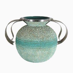 Vaso Art Deco in ceramica, Italia, anni '30