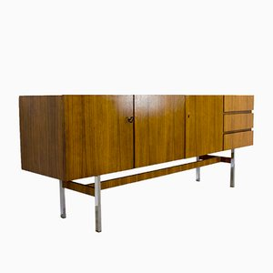 Credenza Mid-Century moderna in palissandro di Musterring International, 1967