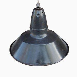 Lampe à Suspension Industrielle Vintage