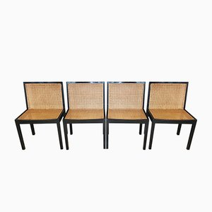Chairs by Willy Guhl for Dietiker, 1942, Set of 4