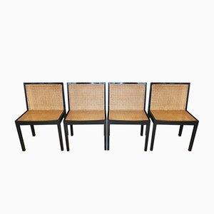 Stühle von Willy Guhl für Dietiker, 1942, 4er Set