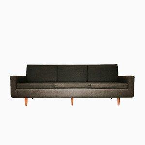 3er Sofa von Florence Knoll für Knoll International, 1940er