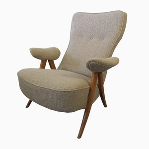 Chaise de Salon 105 Mid-Century par Theo Ruth pour Artifort, 1950s