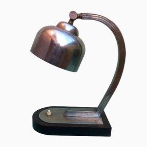 Lámpara de mesa española Art Déco, años 30