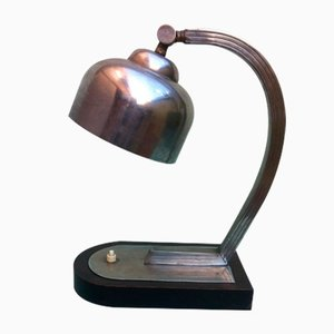Spanish Art Deco Table Lamp, 1930s