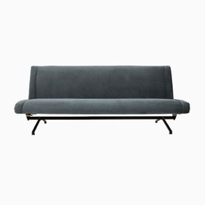 Vintage D70 Sofa by Osvaldo Borsani for Tecno, 1950s