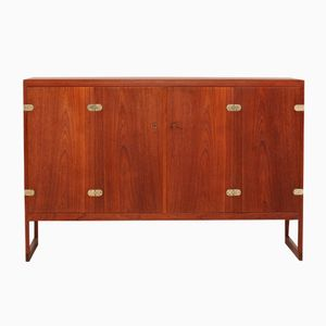 Teak Sideboard BM 57 by Børge Mogensen for P. Lauritsen & Søn, 1960s