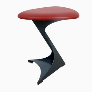 Vintage Theater Stool by Santiago Calatrava for de Sede