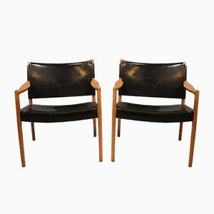 Fauteuils Premiar par Per Olof Scotte pour Ikea, 1950s, Set de 2