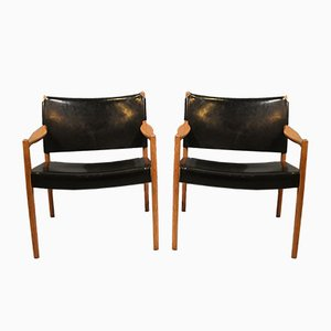 Premiar Armlehnstühle von Per Olof Scotte für Ikea, 1950er, 2er Set