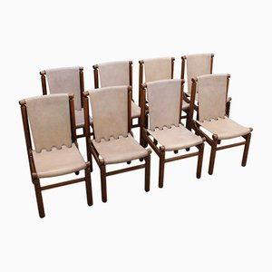 Mid-Century Dining Chairs by Ilmari Tapiovaara for La Permanente Mobili Cantù, Set of 4