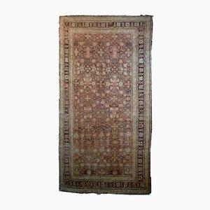 Alfombra Karabagh caucásica antigua hecha a mano