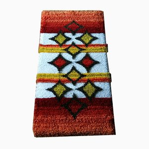 Woolen Kilim from Junghans Wolle, 1970s