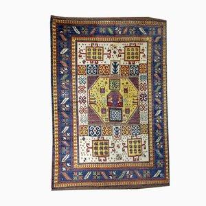 Tapis Kazak Karachov Antique Fait Main, Caucace, 1940s