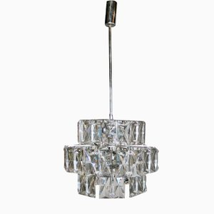Diamond Chandelier from Kalmar, 1960s