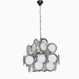 Murano Glass Chandelier from Vistosi, 1970s